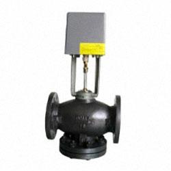 <b>DZLM电动二通温度调节阀</b>