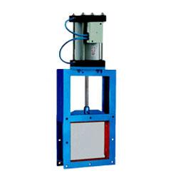 LMD型气动螺旋闸门/气动插板阀