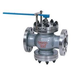 T40H型给水回转式调节阀PN40~PN100
