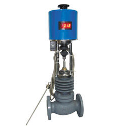 ZZWPE型自力式电控温度调节阀PN16~PN40