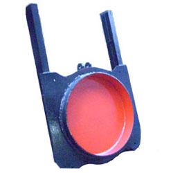 MZY、AZY型铸铁镶铜圆形闸门(闸板阀)