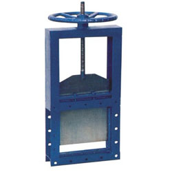LMD型螺旋闸门、手动插板阀