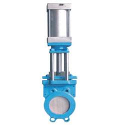 PZ673X型气动浆液阀、铸铁刀闸阀、气动浆液阀图片、气动浆液阀型