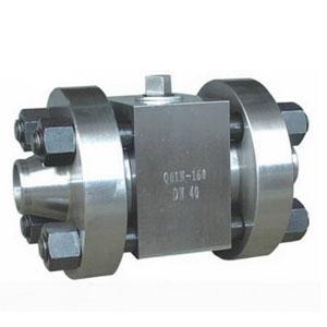 Q61N手动高压对焊球阀