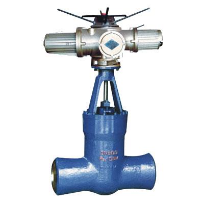 Z962Y-P54l70v/Z962Y-P54200v高温高压电站双闸板铬钼钢电动闸阀