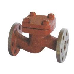 法兰式铸铁直通型船用止回阀