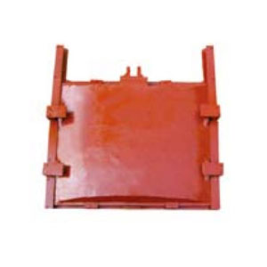 PGZ铸铁镶铜方闸门