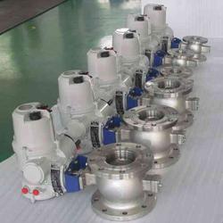 VQ947Y-16C V型电动调节球阀/颗粒电动切断球阀