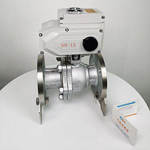 <b>Q941Y软密封电动浮动球阀PN16~PN63</b>