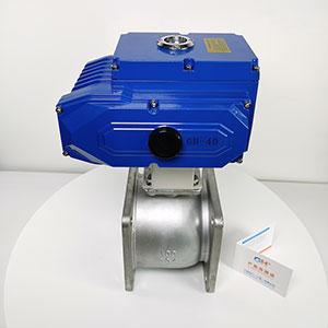 FQ941F电动方球阀-消防车球阀门-消防车电动