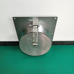 检查井拍门-污水井不锈钢拍门-防倒灌装置